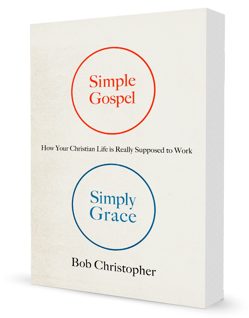 Simple gospel simply grace by bob christopher for Simply simple